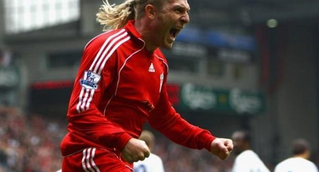 Jurgen Klopp would have relished the chance to unleash Andriy Voronin's